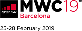 MWC Barcelone - 25-28 Février 2019